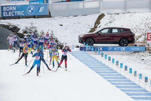 ЧМ-2021 по биатлону. Украина заняла 4 место в сингл-миксте