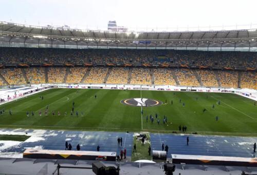 Динамо – Брюгге – 1:1. Видео голов и обзор матча