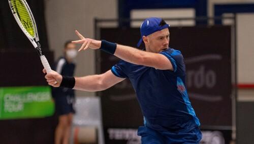 Биелла. Марченко одержал волевую победу на пути в четвертьфинал
