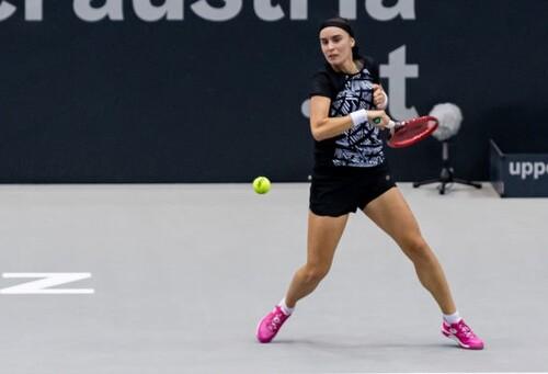 Калинина вышла в четвертьфинал турнира ITF в Орландо