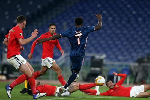 Бенфика – Арсенал – 1:1. Видео голов и обзор матча