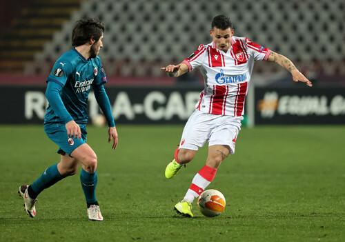 Црвена Звезда – Милан – 2:2. Видео голов и обзор матча