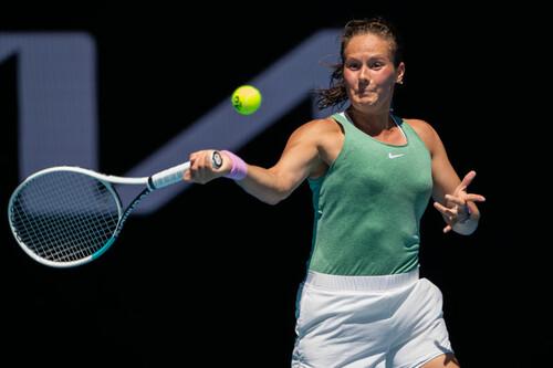 Касаткина после двухлетнего перерыва выиграла турнир WTA