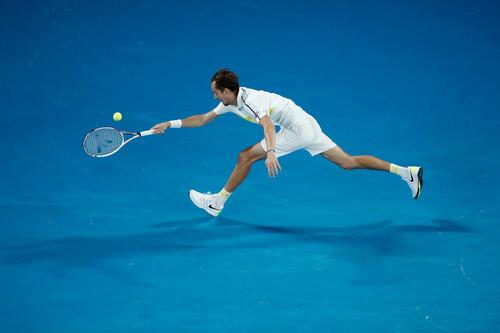 Стал известен соперник Джоковича в финале Australian Open