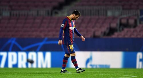 Месси не нужен. Манчестер Сити не делал попыток подписать Лео