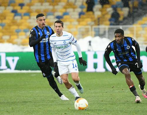 Карлос ДЕ ПЕНА: В Бельгии Динамо должно показать свой футбольный интеллект