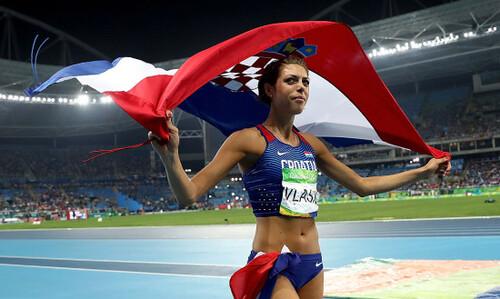 Відома легкоатлетка Бланка Влашич завершила кар'єру