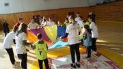 Parimatch Foundation провел в Луцке инклюзивную тренировку для детей