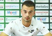 Якимец получил травму прямо на разминке Львова перед игрой