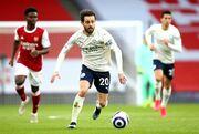 Арсенал - Манчестер Сити - 0:1. Текстовая трансляция матча