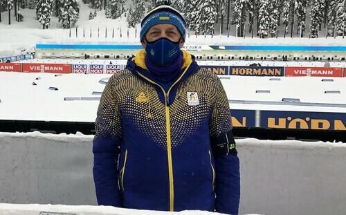 Юрай САНІТРА: «Після індивідуальної гонки Джима не була готова»