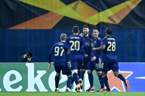 Краснодар – Динамо Загреб – 2:3. Видео голов и обзор матча
