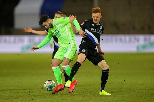 Армінія — Вольфсбург — 0:3. Відео голів та огляд матчу