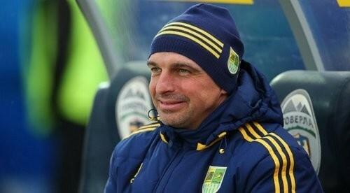 Сергей КАНДАУРОВ: «Шахтер на голову выше Маккаби»
