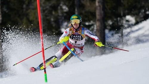 Горные лыжи. Линсбергер – чемпионка мира в слаломе