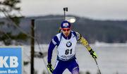 Осрбли-2021. Украинцы не сумели завоевать медаль в мужском персьюте