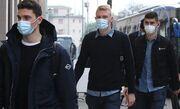 Малиновский и Коваленко остались в запасе на матч Серии A
