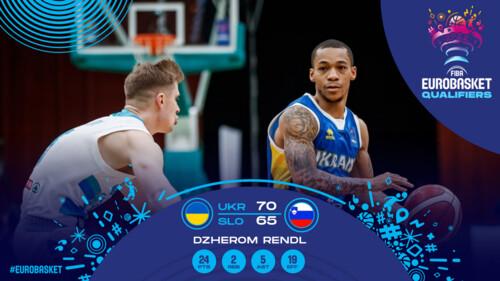 ВИДЕО. Как Украина чемпионов Европы обыгрывала. Лучшие моменты матча