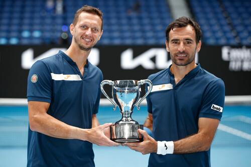 Australian Open. Определились победители парного разряда у мужчин