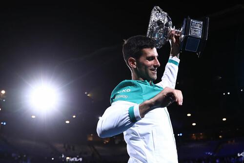 ФОТО. Джокович в девятый раз выиграл Australian Open. Как это было