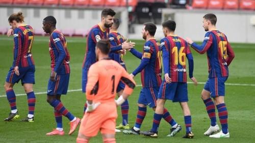 Снова неудача. Барселона потеряла очки в матче с аутсайдером Ла Лиги