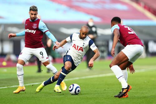 Вест Хэм – Тоттенхэм – 2:1. Видео голов и обзор матча