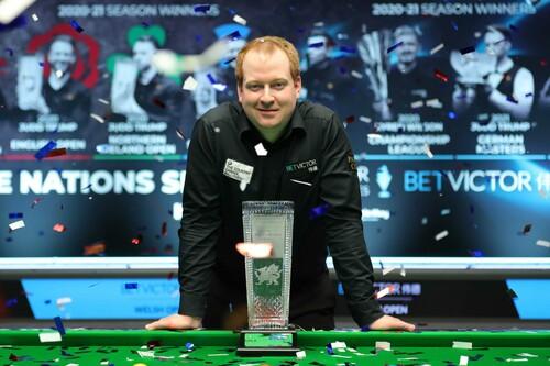 Браун сенсационно выиграл Welsh Open