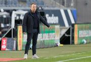 Ханс-Дитер ФЛИК: «Я абсолютно уверен в своей команде»