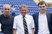 Стало известно, на базе какого клуба Ярославский будет возрождать Металлист