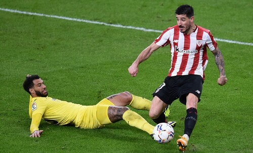 Атлетик – Вильярреал – 1:1. Видео голов и обзор матча