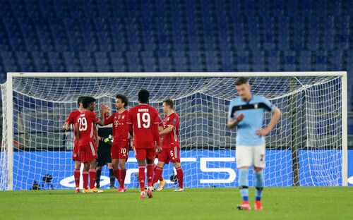 Лацио - Бавария - 1:4. Текстовая трансляция матча