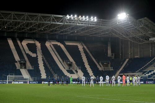 Аталанта – Реал – 0:0. LIVE