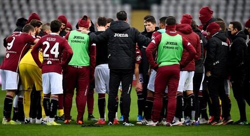Клуб Серии А приостановил тренировки из-за вспышки коронавируса