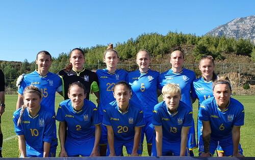 Женская сборная Украины вырвала волевую победу над Индией в спарринге