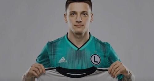 Назарий РУСИН: «Я прошел сборы с Динамо и на 100% готов играть за Легию»