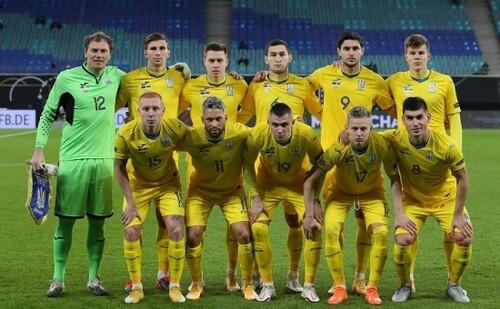 УАФ определила, где состоится матч Украина - Бахрейн