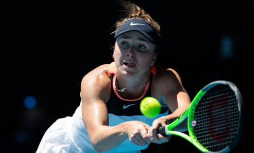 Свитолина заявилась на крупный турнир в США
