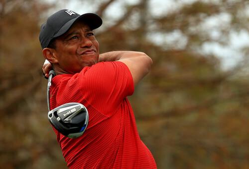 ФОТО. Известный гольфист Тайгер Вудс попал в серьезное ДТП