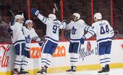 НХЛ. 5 шайб Рейнджерс, победы Вегаса и Торонто, голы на последних секундах