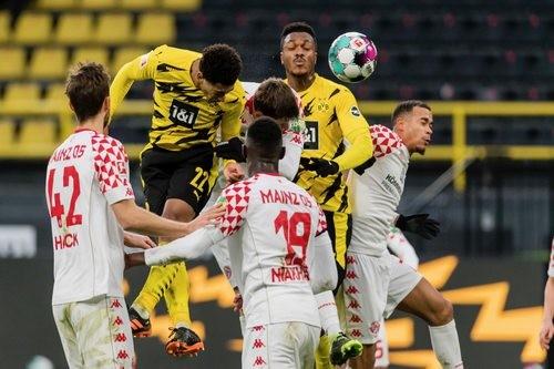 Боруссия Д – Майнц – 1:1. Видео голов и обзор матча