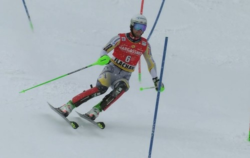 Горные лыжи. Фосс-Солевог одержал первую победу в карьере