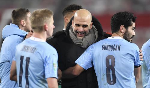 Зинченко выйдет в старте Манчестер Сити на матч с Кристал Пэлас