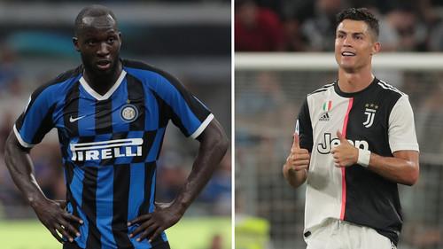 Интер – Ювентус. Лукаку против Роналду. Известны стартовые составы команд