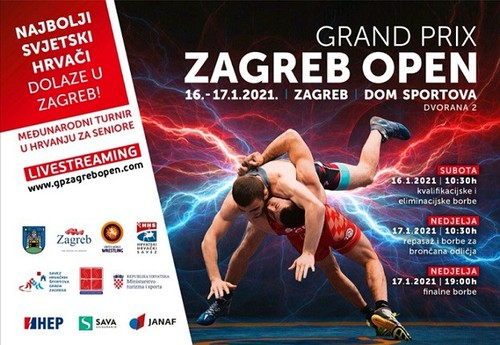 Беленюк и Насибов выиграли золото в Загребе, медали у Кучмия и Фильчакова