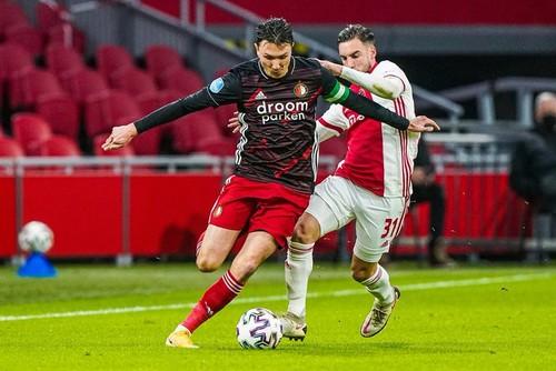 Аякс – Фейеноорд – 1:0. Видео гола и обзор матча