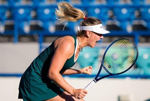 Рейтинг WTA. Новые рекорды Костюк и Соболенко