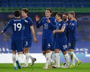 Потенциально ключевой успех. Челси минимально обыграл Атлетико в Бухаресте