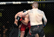 Что случилось? Бывший украинец Олейник исключен из рейтинга UFC