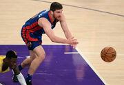 НБА. Михайлюк впервые в сезоне вышел в старте, Детройт обыграл Орландо