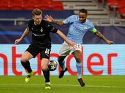 Манчестер Сити уверенно разобрался с менхенгладбахской Боруссией